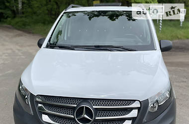 Минивэн Mercedes-Benz Vito 111 2017 в Киеве