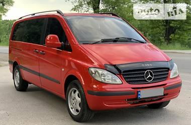 Минивэн Mercedes-Benz Vito 111 2004 в Виннице