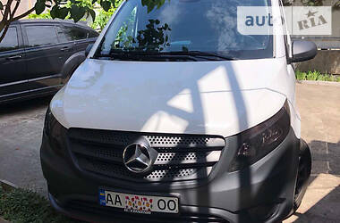 Mercedes-Benz Vito 111 2016