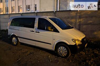 Минивэн Mercedes-Benz Vito 111 2004 в Харькове