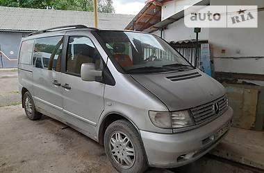 Mercedes-Benz Vito 112 2003 в Косове