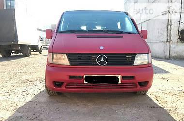 Мінівен Mercedes-Benz Vito 112 2003 в Сумах