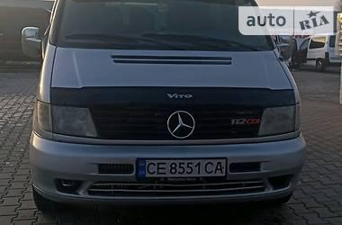 Mercedes-Benz Vito 112 1999 в Чернівцях