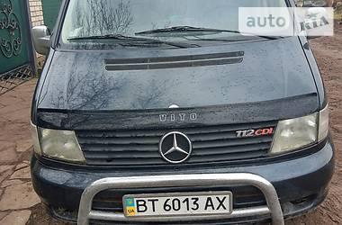 Легковой фургон (до 1,5 т) Mercedes-Benz Vito 112 2003 в Нижних Серогозах