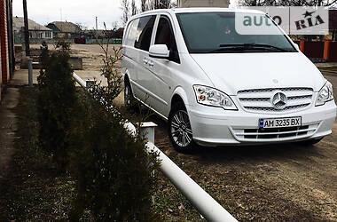 Mercedes-Benz Vito 113 2012 в Брусилове