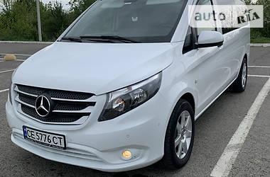 Mercedes-Benz Vito 114 2017 в Черновцах