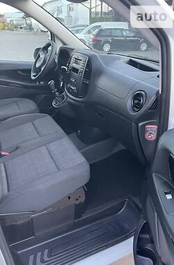 Легковой фургон (до 1,5 т) Mercedes-Benz Vito 114 2016 в Луцке