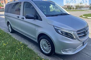 Легковой фургон (до 1,5 т) Mercedes-Benz Vito 116 2018 в Бердичеве