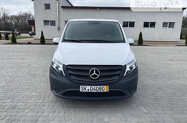 Фургон Mercedes-Benz Vito 119 2018 в Старокостянтинові