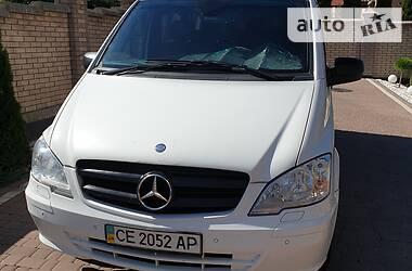 Mercedes-Benz Vito 120 2009 в Черновцах