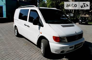 Mercedes-Benz Vito груз.-пасс. 1997 в Полтаве