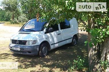 Mercedes-Benz Vito груз.-пасс. 2002 в Харькове