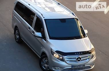 Mercedes-Benz Vito груз.-пасс. 2015 в Одессе