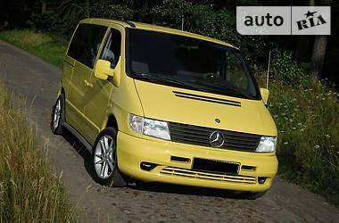 Mercedes-Benz Vito груз.-пасс. 1998 в Полтаве