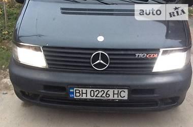 Mercedes-Benz Vito груз.-пасс. 2001 в Тернополе