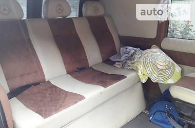 Mercedes-Benz Vito груз.-пасс. 2003 в Черкассах