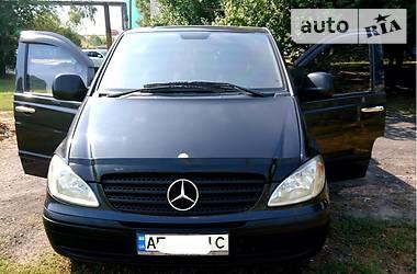 Mercedes-Benz Vito груз.-пасс. 2004 в Днепре