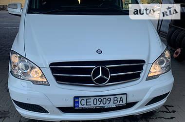 Mercedes-Benz Vito груз.-пасс. 2012 в Черновцах