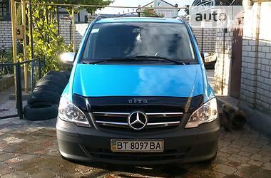 Mercedes-Benz Vito груз. 2011 в Херсоне