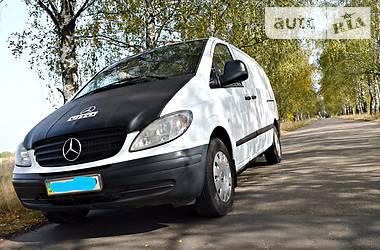 Mercedes-Benz Vito груз. 2005 в Киеве