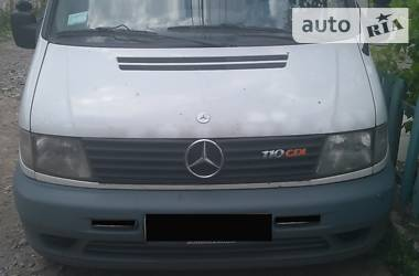 Mercedes-Benz Vito груз. 2001 в Днепре