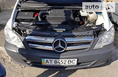 Mercedes-Benz Vito груз. 2012 в Яремче