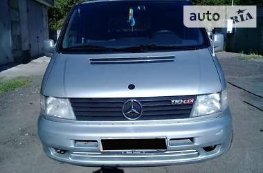 Mercedes-Benz Vito груз. 2001 в Покрове