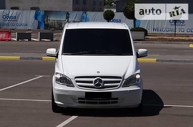 Mercedes-Benz Vito груз. 2013 в Одессе