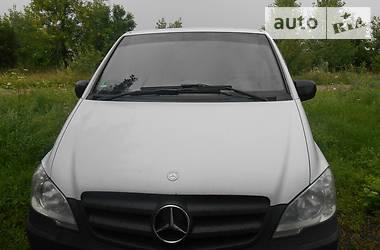 Mercedes-Benz Vito груз. 2012 в Киеве