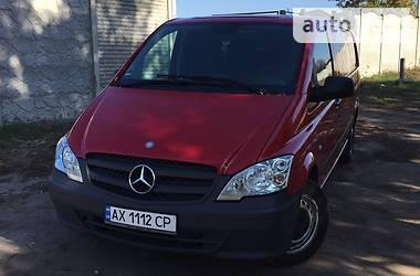 Mercedes-Benz Vito груз. 2014 в Харькове