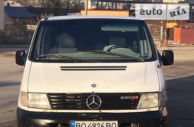 Mercedes-Benz Vito груз. 2002 в Тернополе
