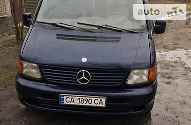 Mercedes-Benz Vito пасс. 2000 в Черкассах