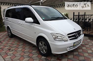 Mercedes-Benz Vito пасс. пасажир 8+1 2011