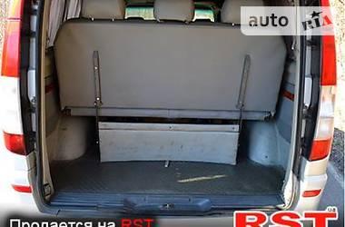 Mercedes-Benz Vito пасс. 111 CDI 2004