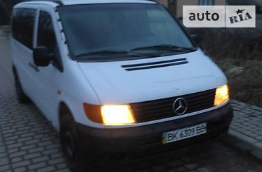 Mercedes-Benz Vito пасс. 1997 в Львове