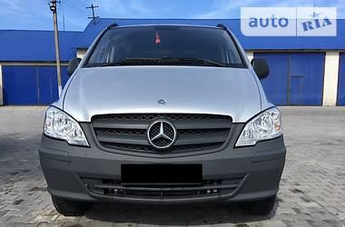 Mercedes-Benz Vito пасс. 2006 в Черновцах