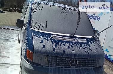 Mercedes-Benz Vito пасс. 1998 в Смеле
