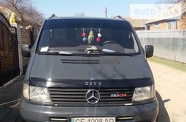 Mercedes-Benz Vito пасс. 2001 в Виннице