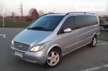 Mercedes-Benz Vito пасс. 2005 в Харькове