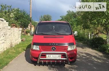 Mercedes-Benz Vito пасс. 2000 в Харькове