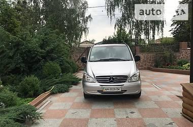 Mercedes-Benz Vito пасс. 2008 в Новограде-Волынском