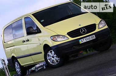 Mercedes-Benz Vito пасс. 2004 в Дрогобыче