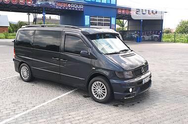 Mercedes-Benz Vito пасс. 2000 в Черновцах