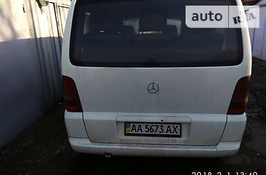 Mercedes-Benz Vito пасс. 1999 в Киеве