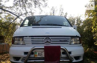 Mercedes-Benz Vito пасс. 1997 в Дніпрі