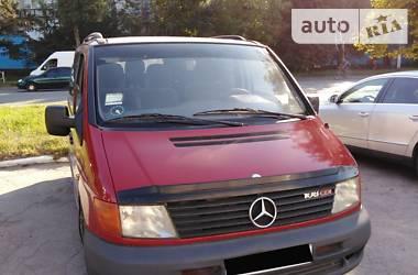 Mercedes-Benz Vito пасс. 2000 в Житомире