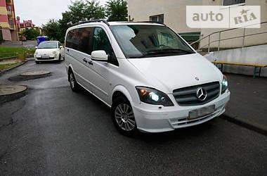 Mercedes-Benz Vito пасс. 2009 в Львове