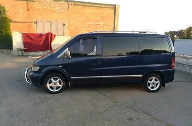 Mercedes-Benz Vito пасс. 2000 в Васильевке