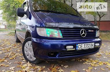 Mercedes-Benz Vito пасс. 2002 в Богородчанах