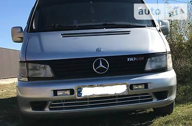 Mercedes-Benz Vito пасс. 2001 в Богородчанах